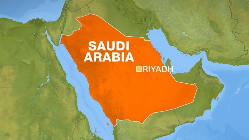 Дрон сбит возле королевского дворца в Эр-Рияде
