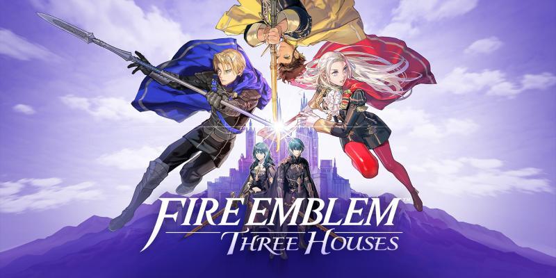 Fire Emblem: Three Houses - аниме тактика, которую мы заслужили