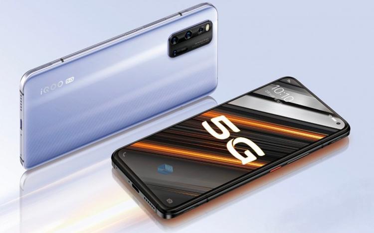 Дебют смартфона iQOO 3: поддержка 5G, четверная камера и чип Snapdragon 865 новости,смартфон,статья