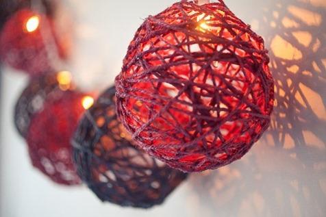 Мастер-класс по изготовлению шаров из ниток