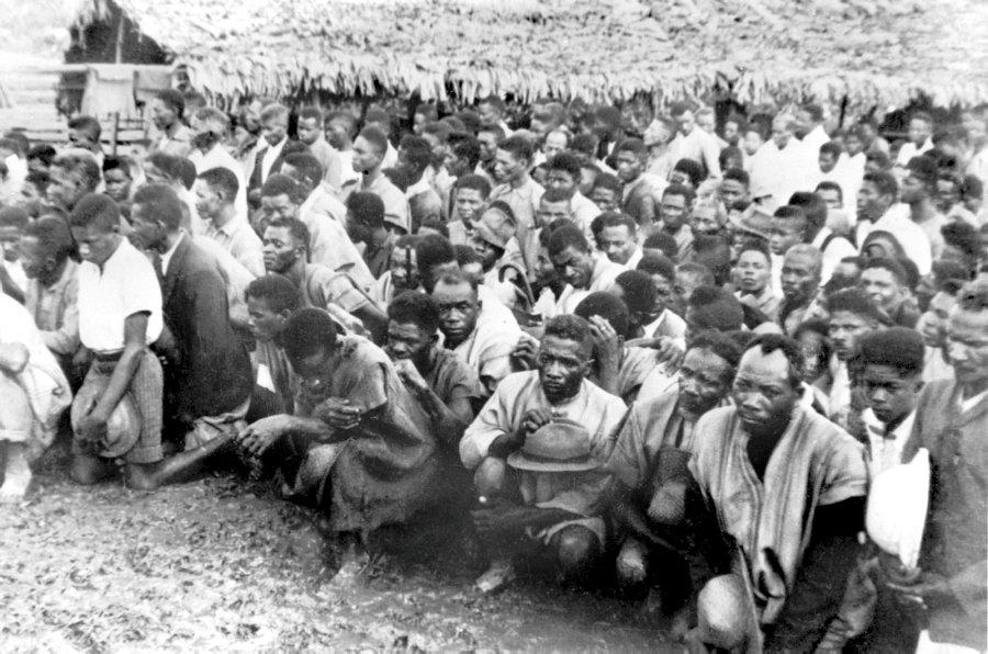 Кровавая история мадагаскарского восстания интересные факты,история,мир,ужас,шок