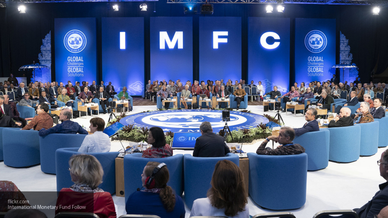 МВФ: вспышка коронавируса существенно повлияет на мировую экономику