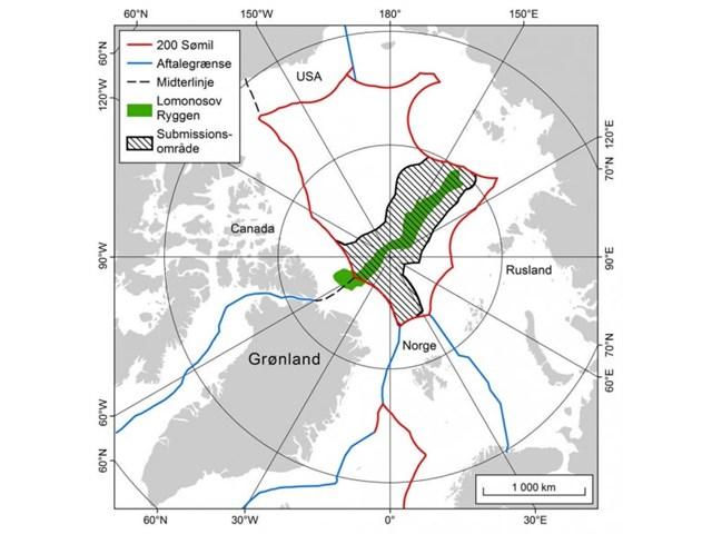 Северное Эльдорадо геополитика