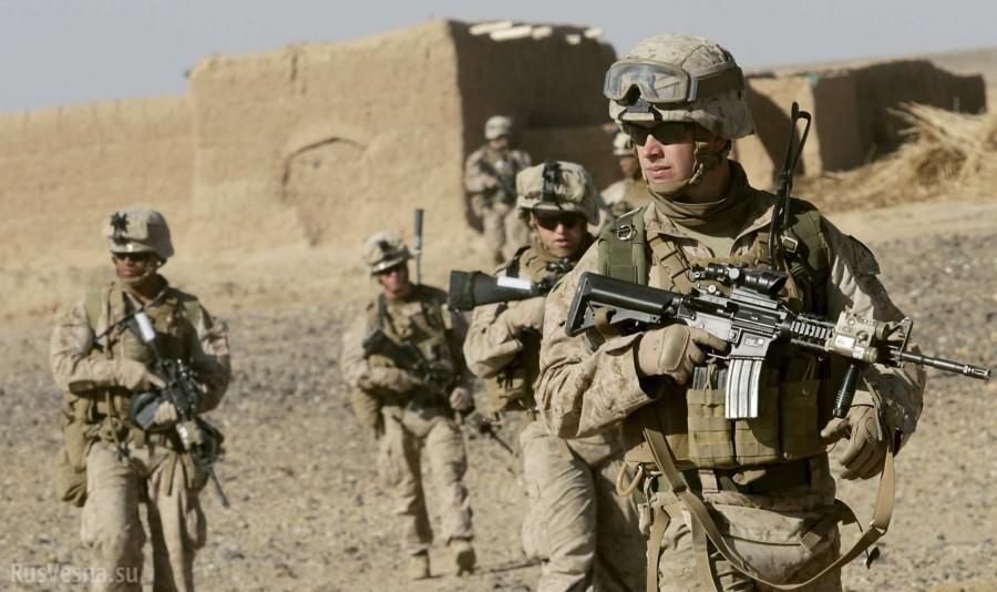 США  готовы направить дополнительные войска в Афганистан и Сомали