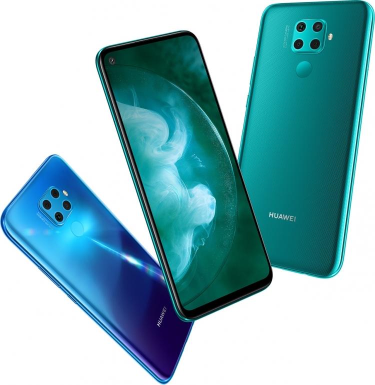 Официально озвучены характеристики и цены смартфона Huawei Nova 5z