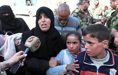 Минобороны: во вторник Восточную Гуту покинули 148 человек