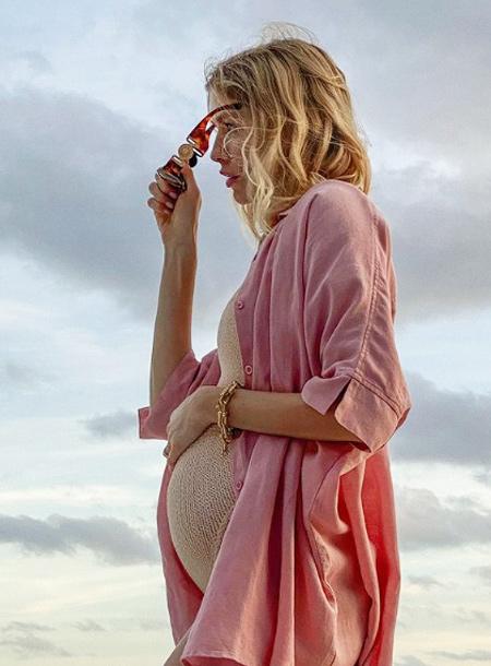 """Елена Перминова рассказала о сложной беременности: """"Каждый день делала уколы в живот"""" Дети,Беременные звезды"""