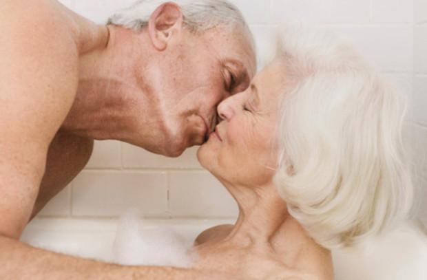 Пожилыми с эротическое фото