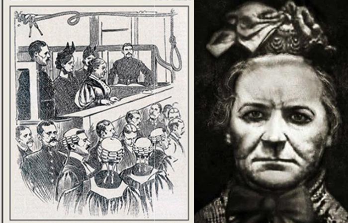 Амелия Дайер - убийца, лишившая жизни несколько сотен детей