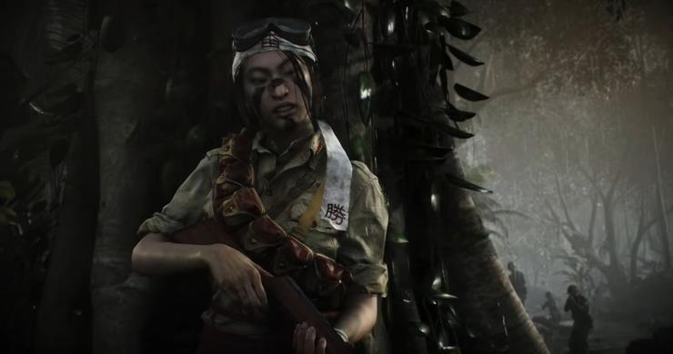 Никак вы, ….., не научитесь – игроки высмеивают трейлер Battlefield V с боевой японкой battlefield v,Игровые новости,Игры,курьезы