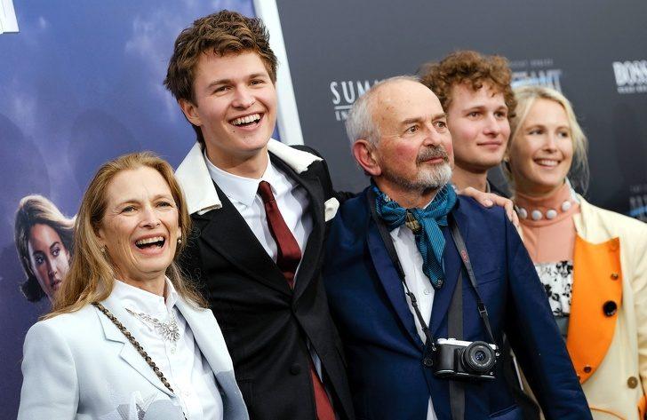 Знаменитости, чьи родители сделали для их успеха всё возможное и даже немного больше Заморские звезды,шоу,шоубиz,шоубиз