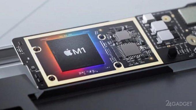Проведены первые тесты производительности MacBook Air на ARM процессоре Apple M1