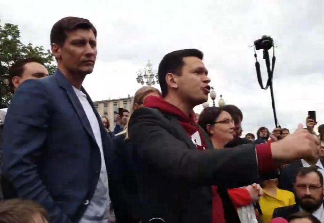 Либералы планировали майдан, а получился позорный балаган