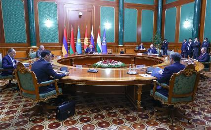 Армения и Азербайджан помирятся в ОДКБ? геополитика