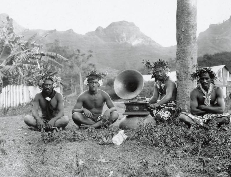 Маркизские острова, 1907 г. Аборигены острова Нуку-Хива джек лондон, история, фото