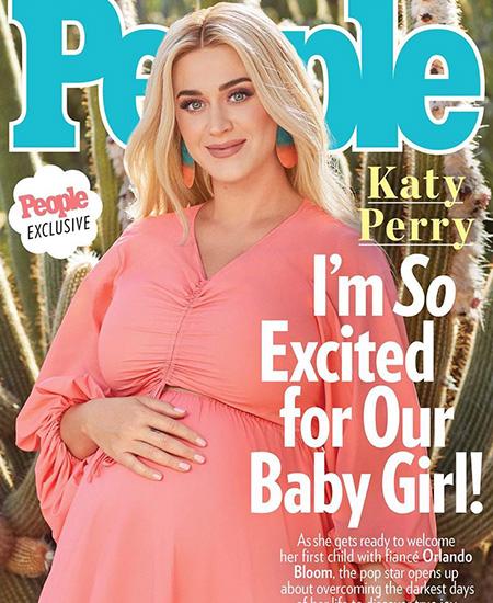Кэти Перри рассказала, что ей помогло решиться на материнство будет, Перри, Орландо, уверена, больше, очень, здесь, чтобы, отмечает, изменило, жизнь, может, почувствовала, Блумом, гораздо, только, призналась, громких, амбициозных, этому