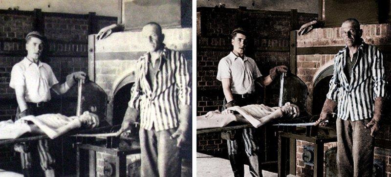 Художник рассказал молодым правду о Холокосте