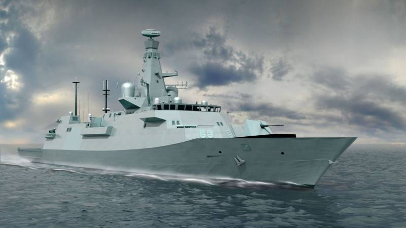 Будущее британского надводного флота: фрегаты типа «Сити» (тип 26)