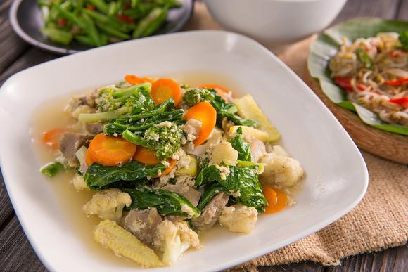 Кухня Индонезии: 7 традиционных блюд Индонезийская кухня,кулинария,кулинарные путешествия,кухни мира,рецепты
