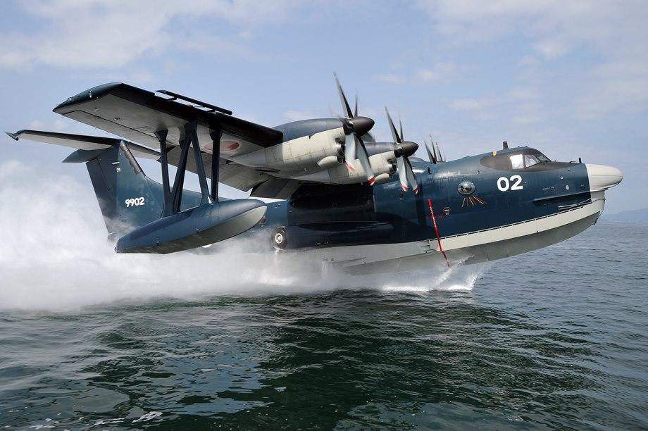 Япония вступает в новую битву за океан