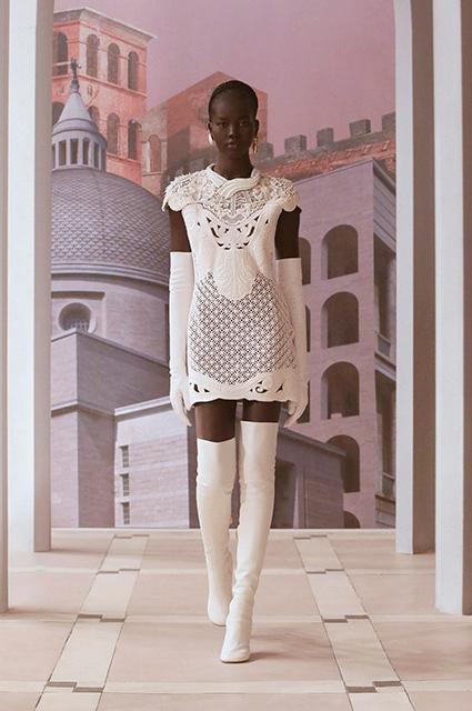 Неделя высокой моды: лучшие образы из 7 главных коллекций по версии Spletnik Новости моды