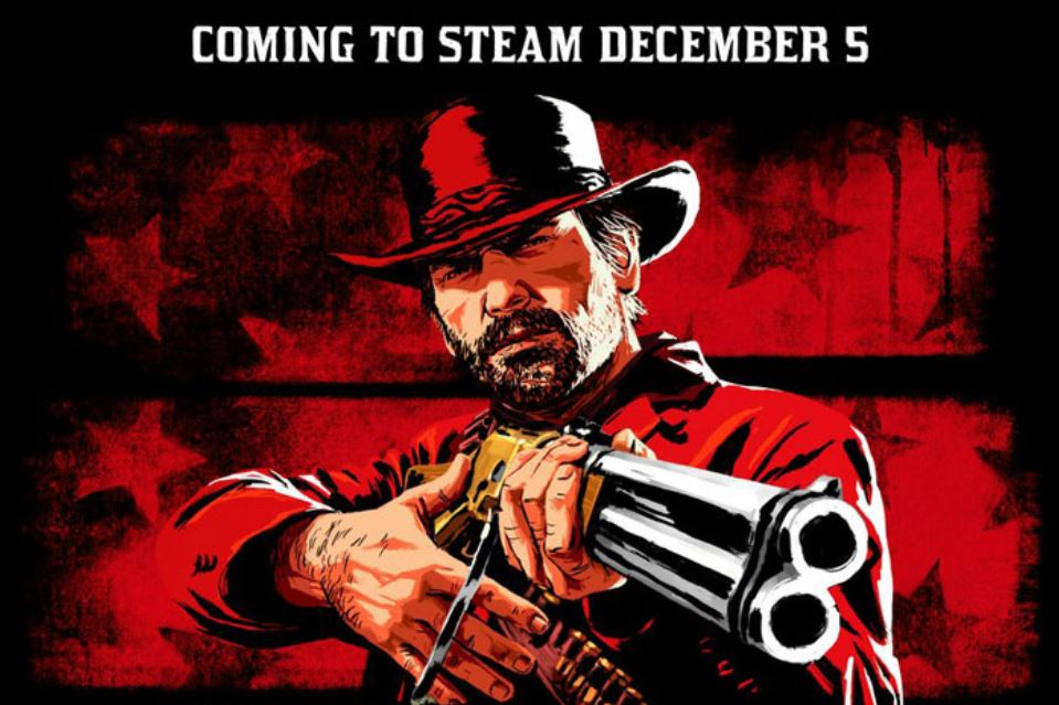 Названа дата релиза Red Dead Redemption 2 в Steam