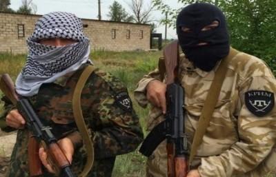 Крымский «ИГИЛ»: На полуострове раскапывают оружейные схроны и задерживают исламистов