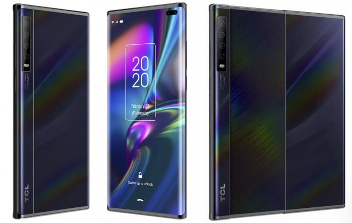 Этот впечатляющий раздвижной смартфон должны были показать на MWC 2020 новости,смартфон,статья