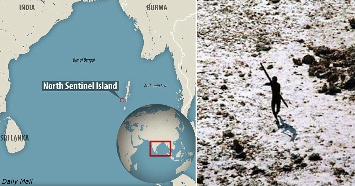 Жители этого острова не пускают сюда ″цивилизацию″ 55 000 лет! И вы не захотите туда ехать