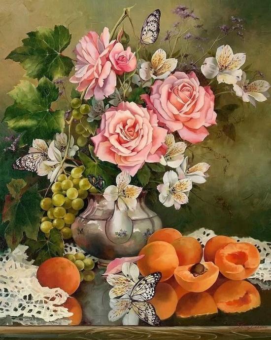 художник Ирина Романова-Лоренц (Ira Rom-Lorenz) картины – 24