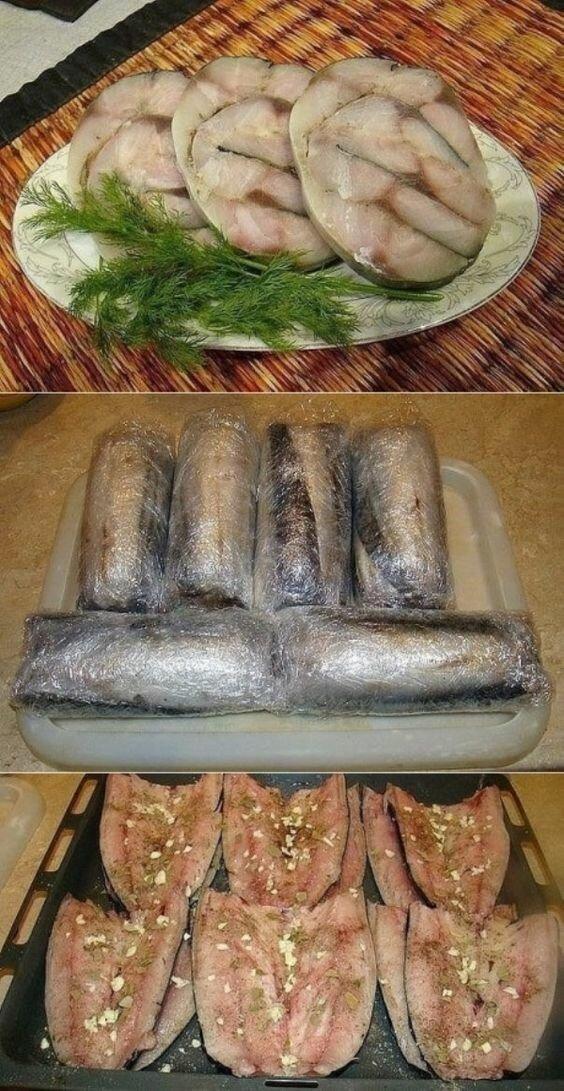А из рыбы пикантно и очень вкусно готовка, еда, идеи, кухня, рулеты