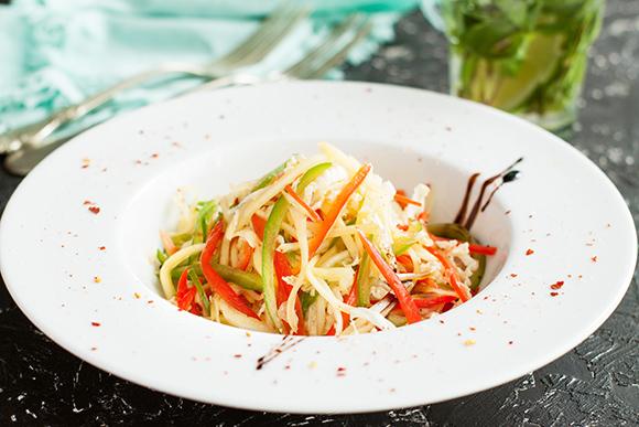 Вкусные и полезные салаты из редьки