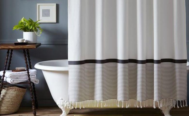 Шторка для ванной: есть ли альтернатива?