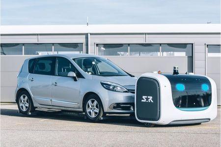 Будущее уже здесь: запущен робот-парковщик