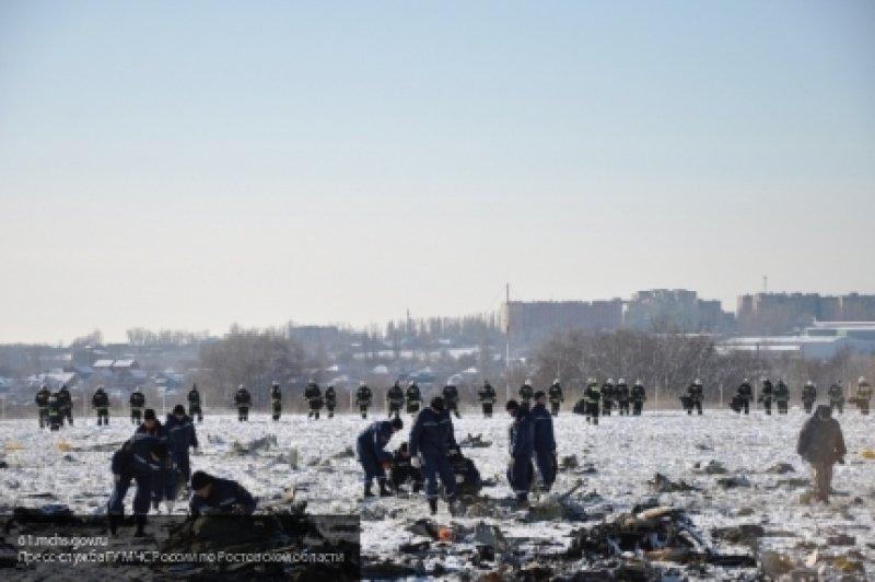 В одном из подземелий Ростова-на-Дону нашли вещи пассажиров разбившегося в 2016 году Boeing