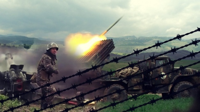 Азербайджан угрожает Карабах…