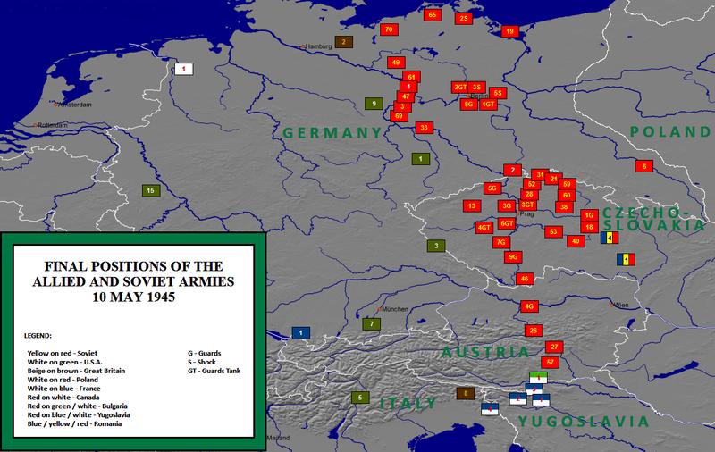 """Операция """"Немыслимое"""" (Unthinkable) - Британия должна была напасть на СССР 1 июля 1945?"""