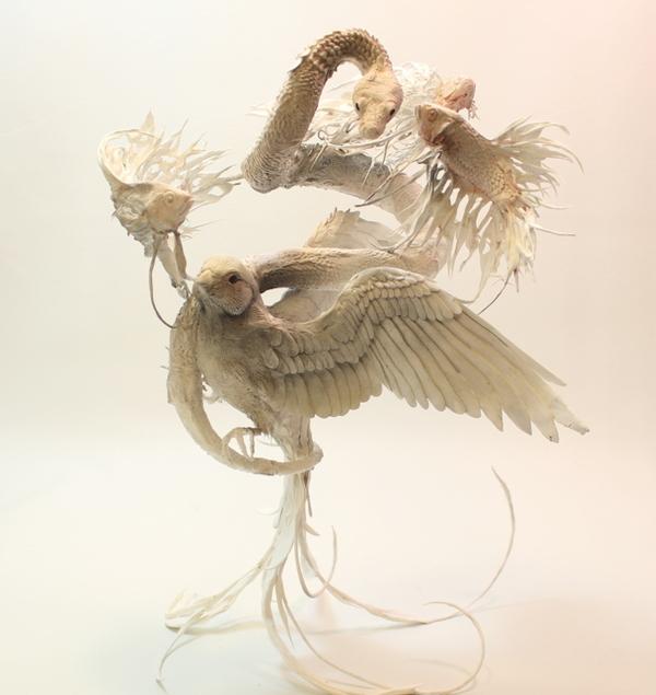 Великолепные скульптуры от Ellen June