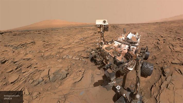 Марсоход Curiosity сломался,…