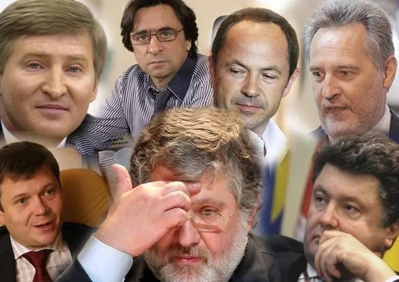 Украинская элита: состояние и перспективы украина