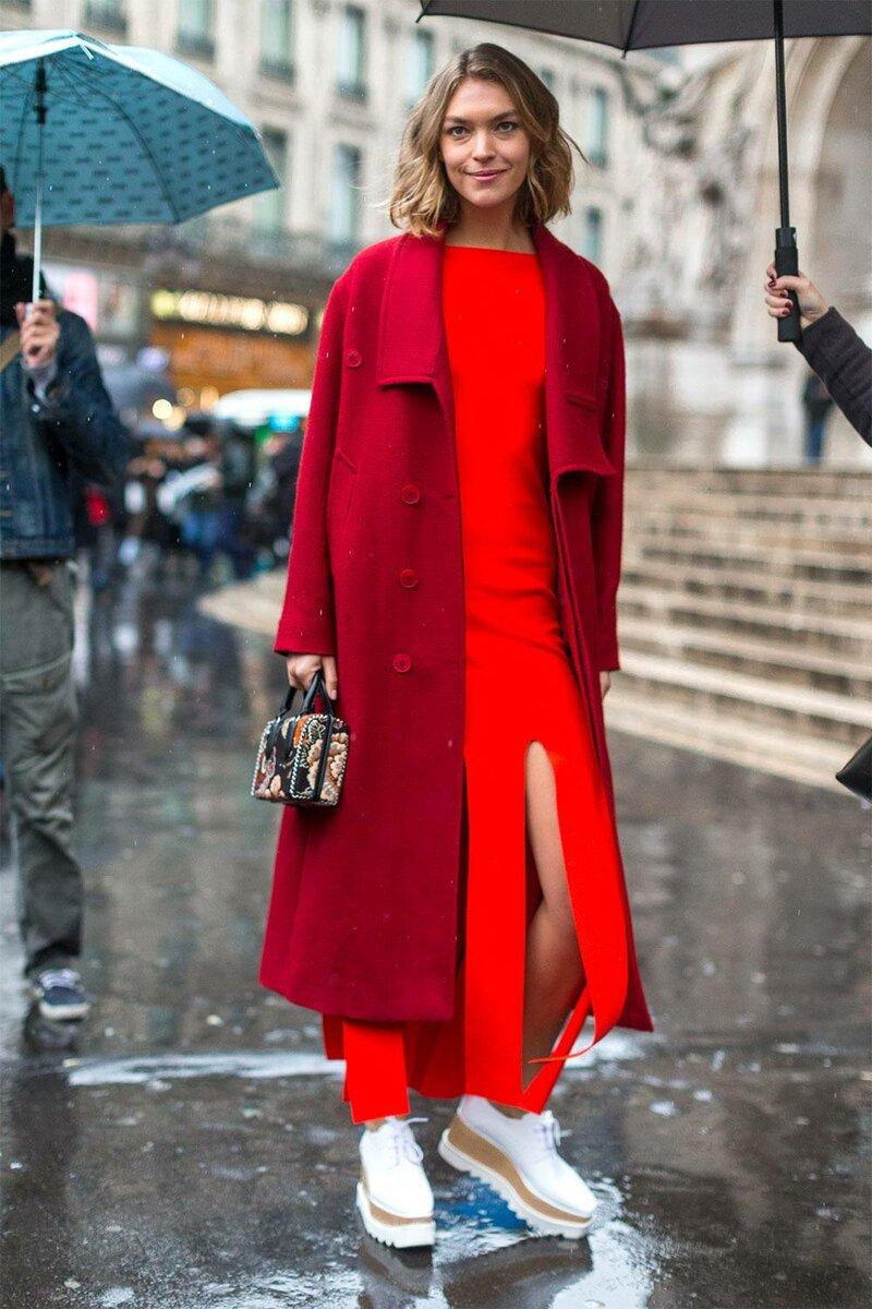 Как не замерзнуть зимой в платье? 3 утепленных сочетания для стильных женщин