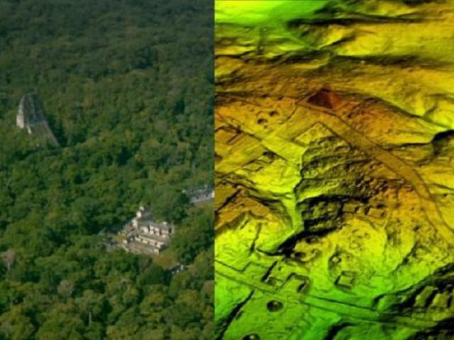 В джунглях Гватемалы найдены…