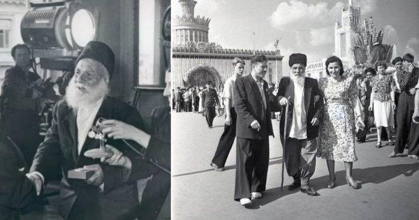 Секреты долголетия Махмуда Эйвазова