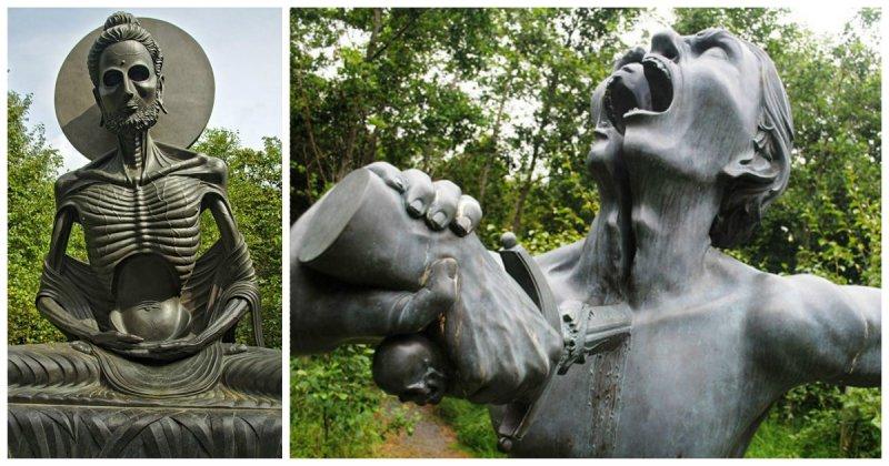 'Скульптуры