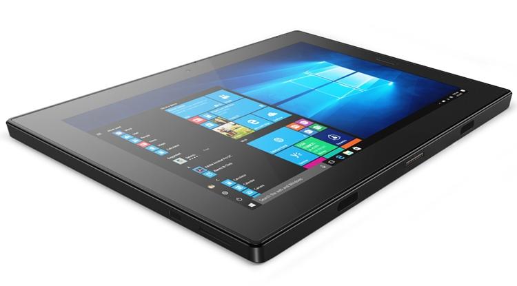 Lenovo Tablet 10: планшет с подсоединяемой клавиатурой и перьевым вводом