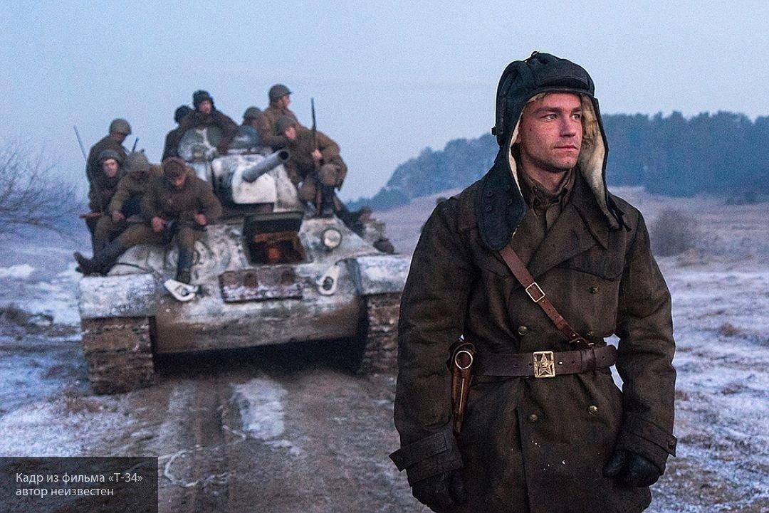 Российский фильм «Т-34» собрал в прокате более 2 миллиардов рублей