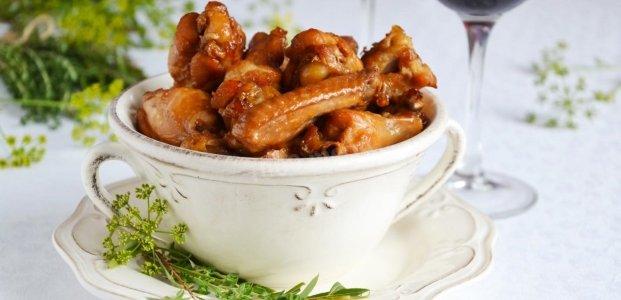 Крылышки в соевом соусе — 7 рецептов к празднику