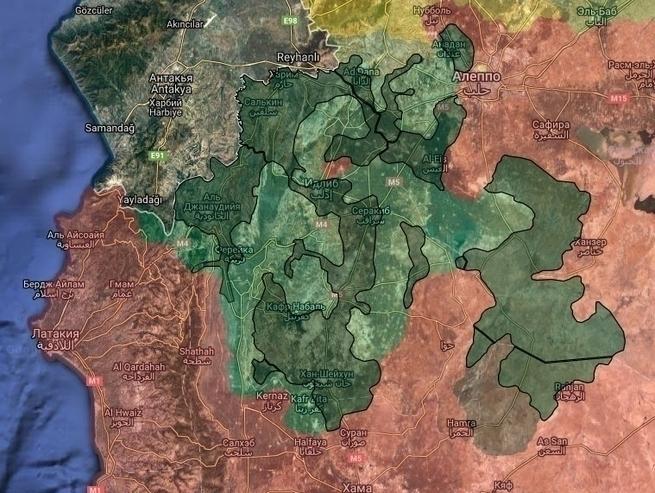 Недежурная победа в Сирии