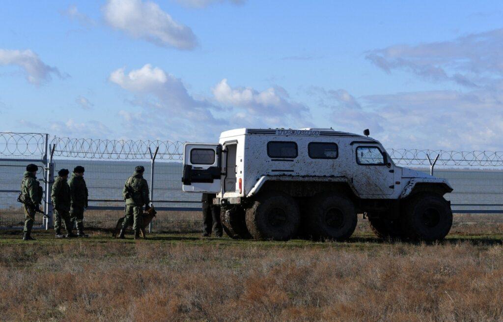 Угрозы Украины вернуть Крым могут перерасти в настоящую войну с Россией