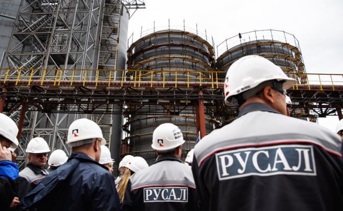 Олигархи-Путину: «Русалу» надо подставить плечо